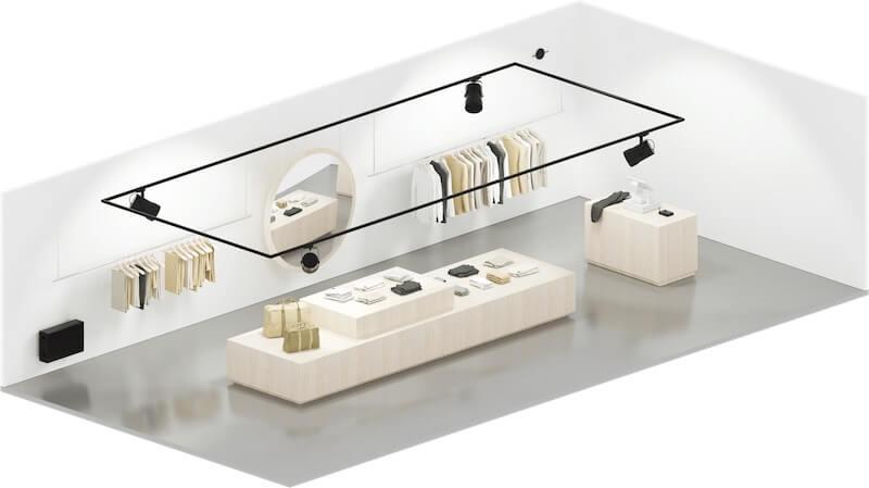 audiopro installation for stores speaker lautsprecher kompatibel compatible soundsuit music for stores business